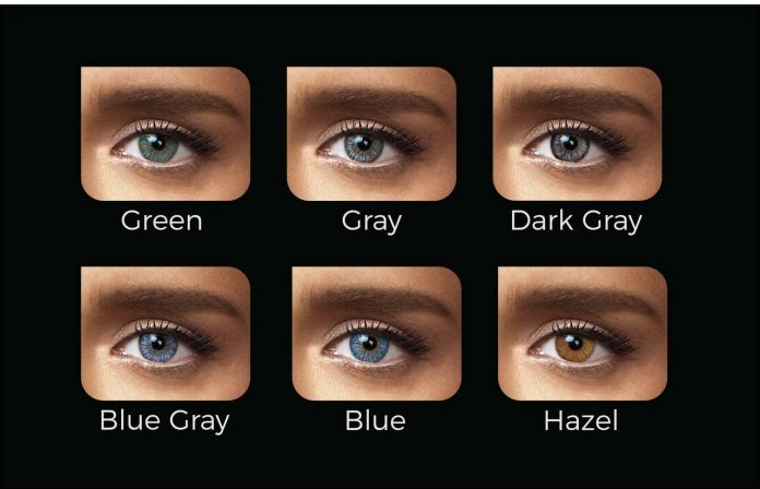 Coloured Contact Lenses Online