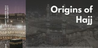 Origins of Hajj