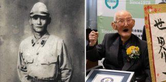 World's Oldest Man