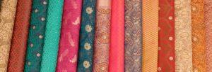 Banarasi saree's fabric varieties