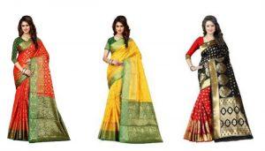 Banarasi saree designs