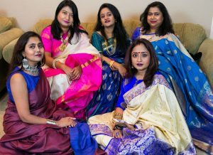 History of Banarasi silk sarees