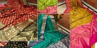 typAe of Banarasi Sarees