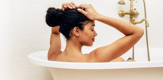 Hot Oil Treatment For African American Hair
