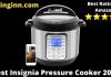 insignia pressure cooker