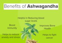 HEALTH BENEFITS OF ASHWAGANDHADHI CHURNA