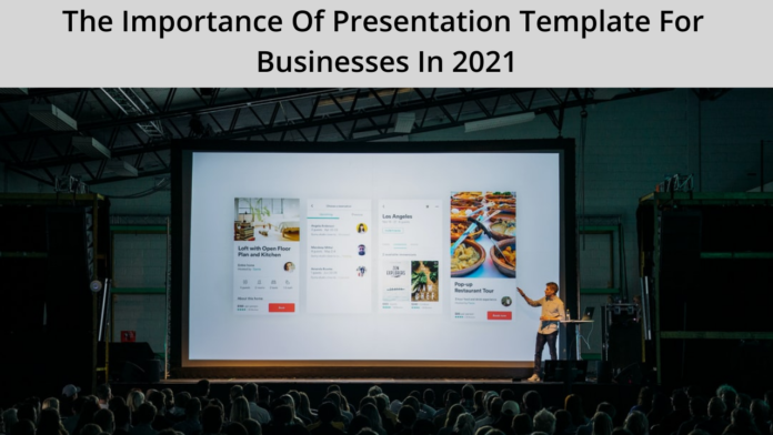 presentation, business