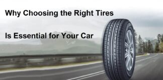 choose the right tyres