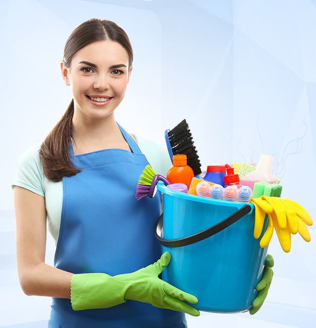 Contract cleaning