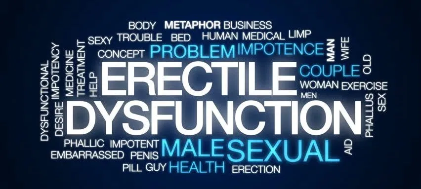 What types of treatment Provided by Sexologist for male