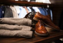 derby shoes look dapper look