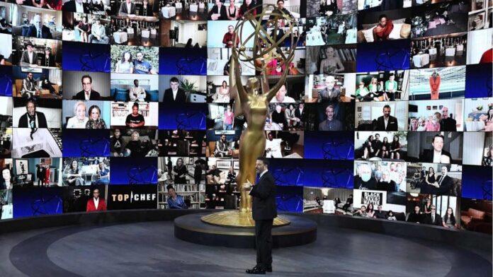virtual award ceremony