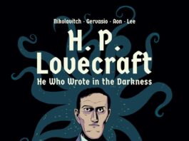 HP Lovecraft cat name