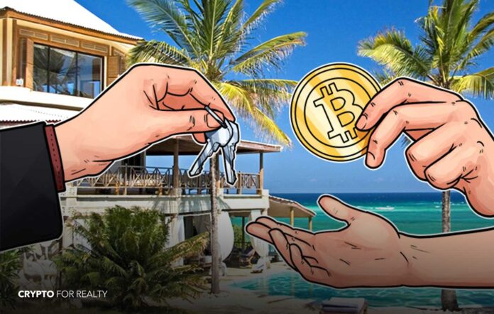 How to buy Real Estate with Bitcoin in Dubai