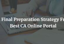 ca-final-preparation-strategy