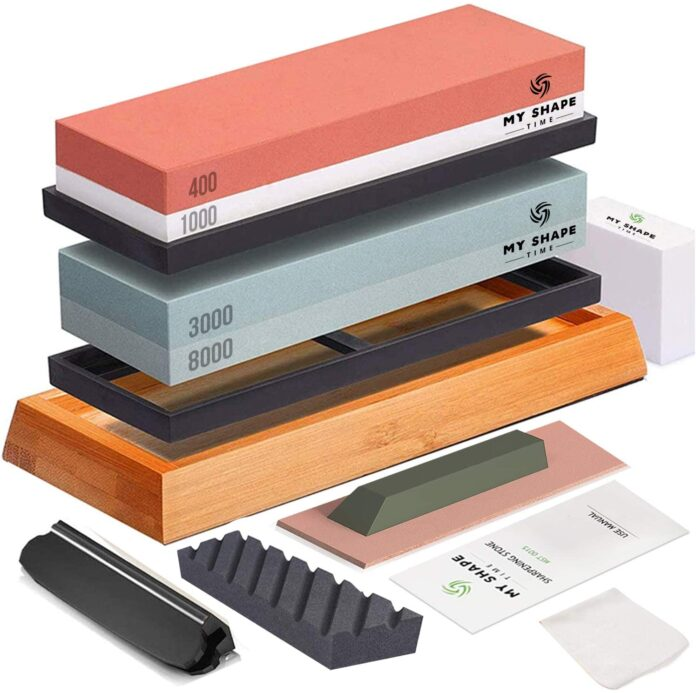 How to Sharpen a Knife on a Sharpening Stone