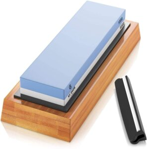 How to Use a Knife Sharpening Stone