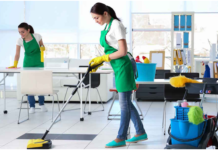 commercial cleaning services Denver Tech Center CO