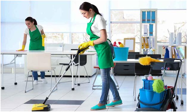 commercial cleaning services Denver Tech Center CO