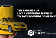 The Benefits Of Live Answering Services To Taxi Booking Companies