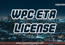 ETA certificate