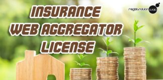 Insurance Web Aggregator License