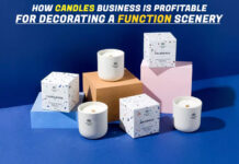 luxury candle boxes