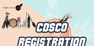 cdsco registration
