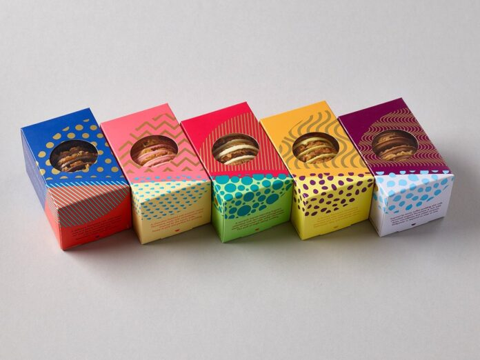 cookie boxes & packaging