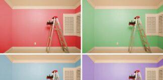 Painting Doors and Window Casings
