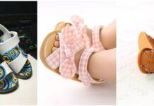 wholesale baby sandals