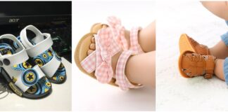 wholesale baby sandals