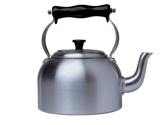 How to descale a kettle