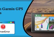 Solutions For Some Common Garmin GPS Errors