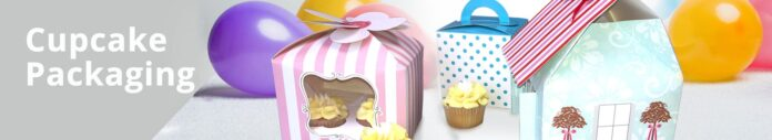 cupcake packaging - banner
