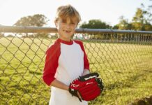 baseball glove for my child