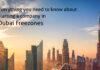 business setup in UAE