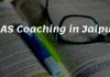 RAS Coaching in Jaipur