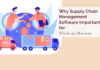 Supply chain software.