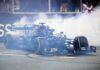 F1 Driver Movements, Shuffles & Shifts
