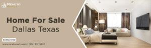 Home for Sale Dallas Texas