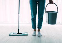 Floor Cleaning Services in Broward County