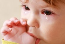 Redness on Eyelid of Infant