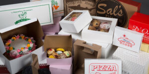 food and beverage packaging boxes