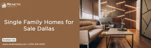 single family homes for sale dallas