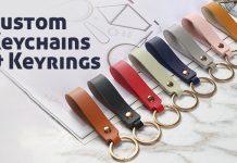 custom keychains, custom keyrings, promotional keychains