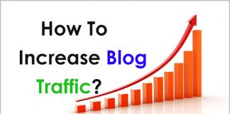 Increase Traffic on Blog