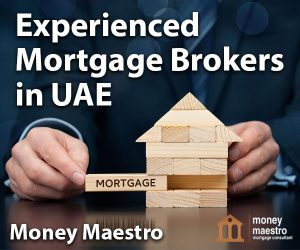 A Mortgage Broker in UAE is Holding A House