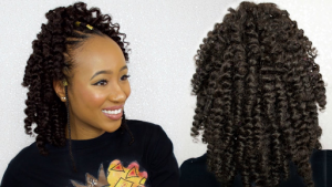 Crochet braids to protect your hair