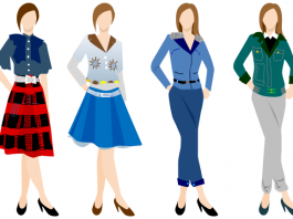 Clothing matching skills